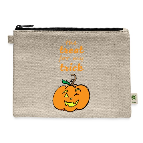 Trick or Treat Maternity - Carry All Pouch