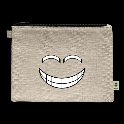 Empty Grin - Carry All Pouch