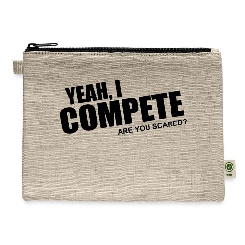 compete - Carry All Pouch