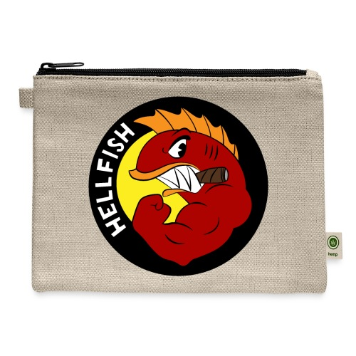 Hellfish - Flying Hellfish - Carry All Pouch