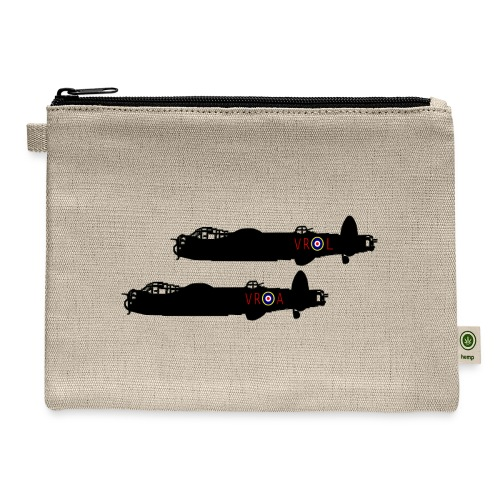 2 Lancaster VR L & A - Carry All Pouch