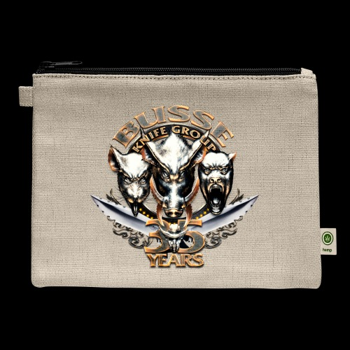 bkg35thannimversarytransparent - Carry All Pouch