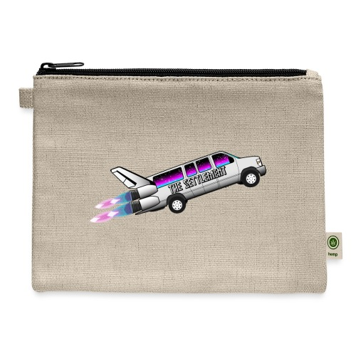 Rocketship - Carry All Pouch