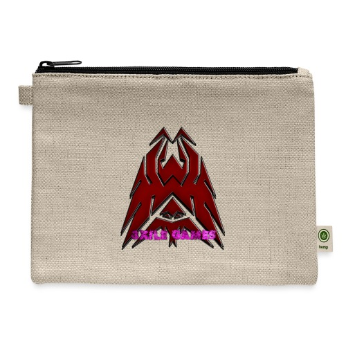 3XILE Games Logo - Carry All Pouch