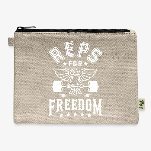 Reps For Freedom v2 - Carry All Pouch