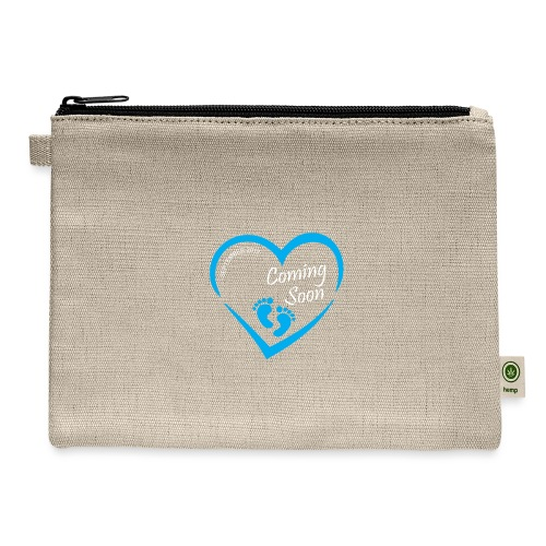 Baby coming soon - Carry All Pouch