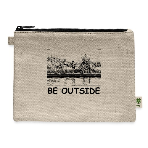 Be Outside - Carry All Pouch