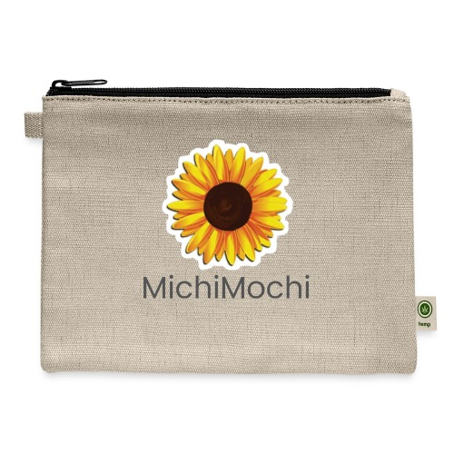 Sunflower Swell - Carry All Pouch