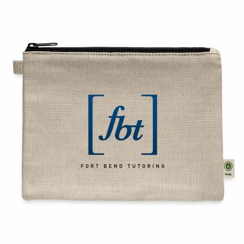 Fort Bend Tutoring Logo [fbt] - Carry All Pouch
