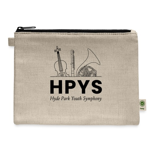 HPYS - Carry All Pouch