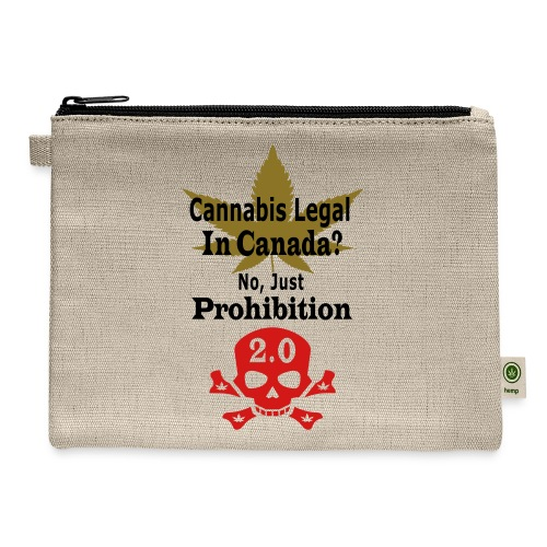 prohibition - Carry All Pouch