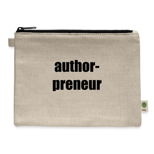 Author-preneur - Carry All Pouch