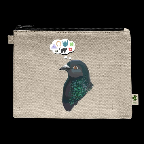 Skinner's Pigeon - Carry All Pouch