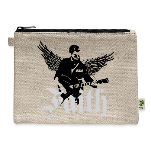 faithwings png - Carry All Pouch