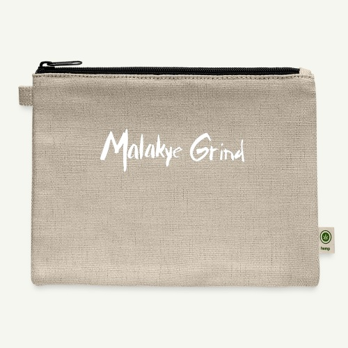 Malakye Grind Rock'n'Roll is Black Series - Carry All Pouch