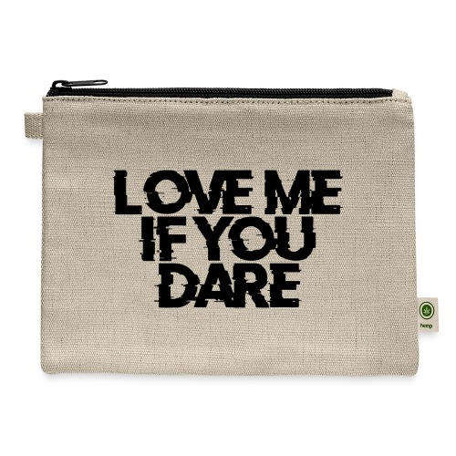 love me - Carry All Pouch