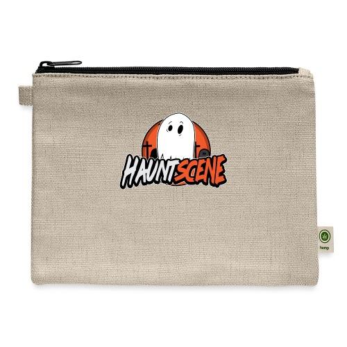 HauntScene Modern Logo 2020 - Carry All Pouch