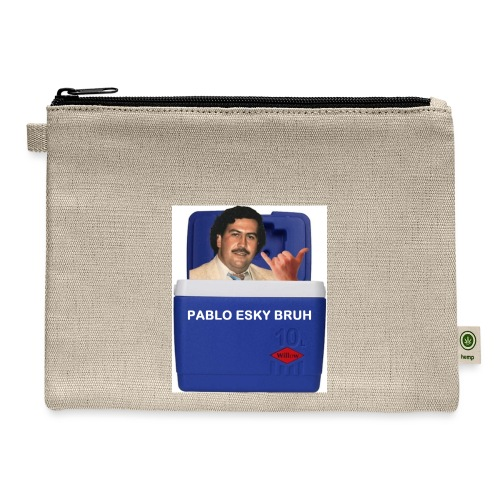 Pablo Esky Bruh - Carry All Pouch