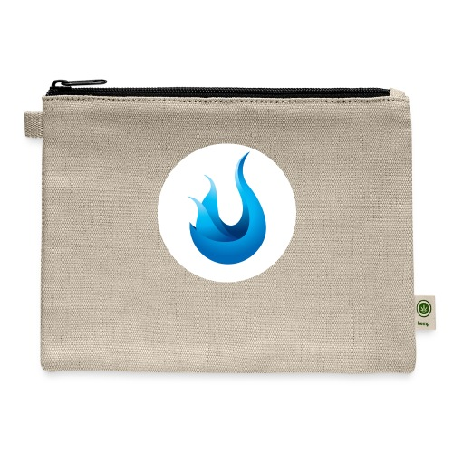 flame front png - Carry All Pouch