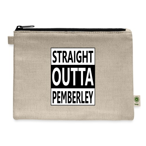 my Property of Pemberley Estate - Carry All Pouch
