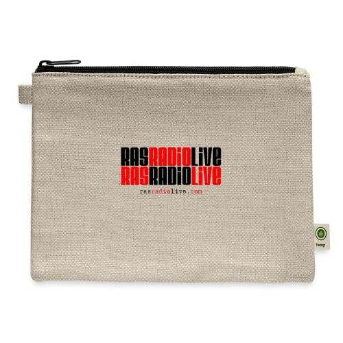 rasradiolive png - Carry All Pouch