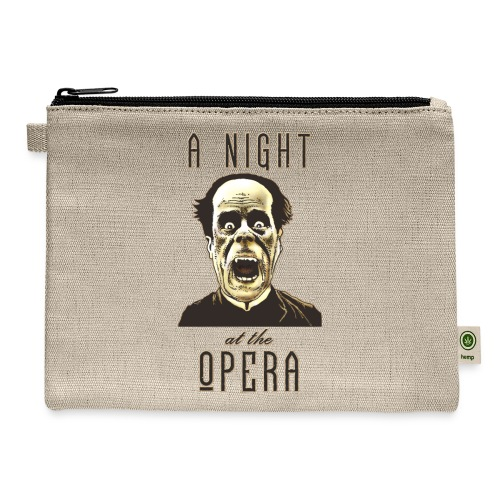 A Night at the Opera - Carry All Pouch