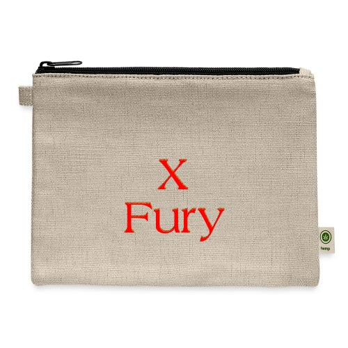 X Fury - Carry All Pouch