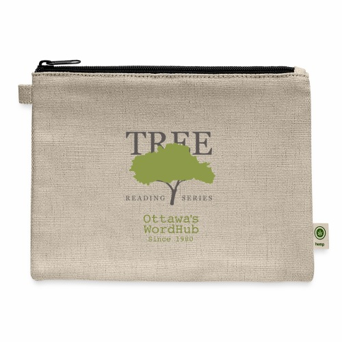 Tree Reading Swag - Carry All Pouch