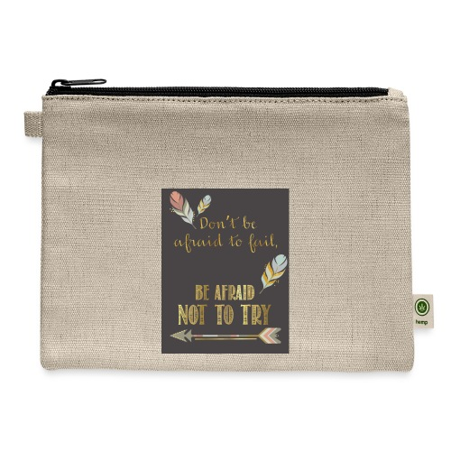 Follow dreams - Carry All Pouch