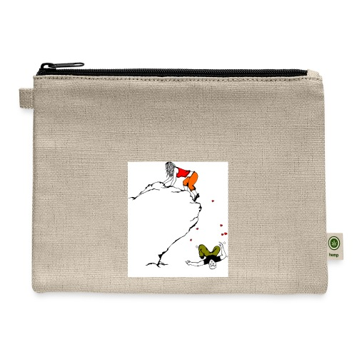 Lady Climber - Carry All Pouch