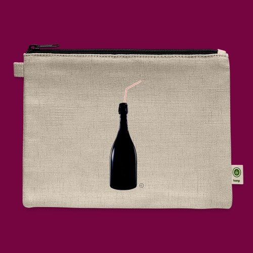 Classy Champagne - Carry All Pouch