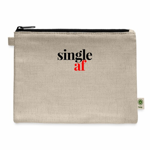 SINGLE AF - Carry All Pouch