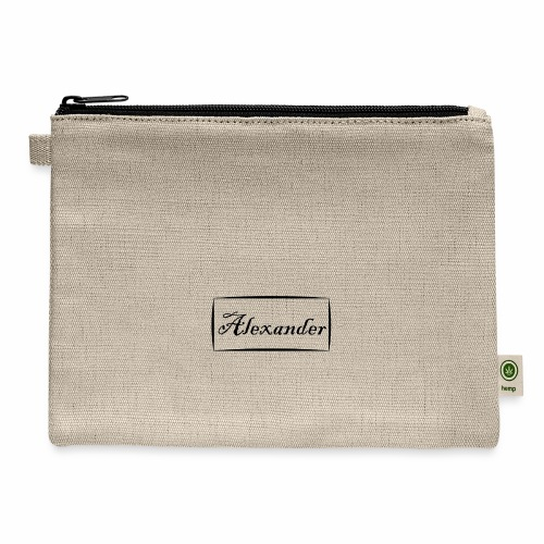 Alexander - Carry All Pouch