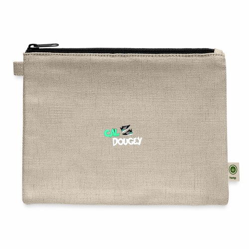 CalDougey Logo - Carry All Pouch