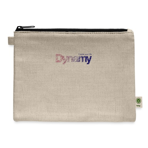 Dynamy Logo - Carry All Pouch
