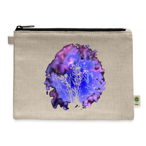 Purple haze - Carry All Pouch
