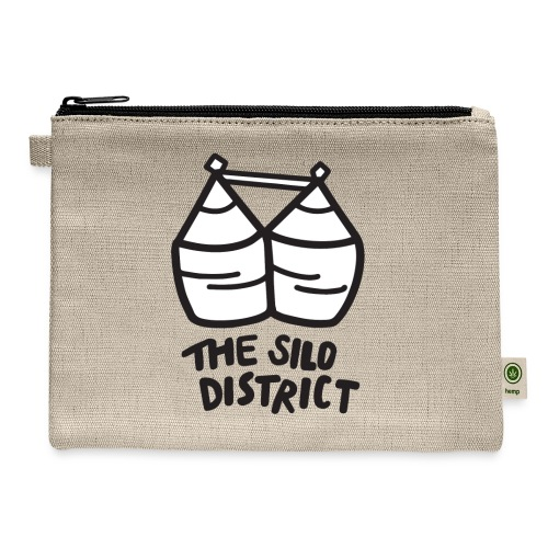 The Silo District - Carry All Pouch