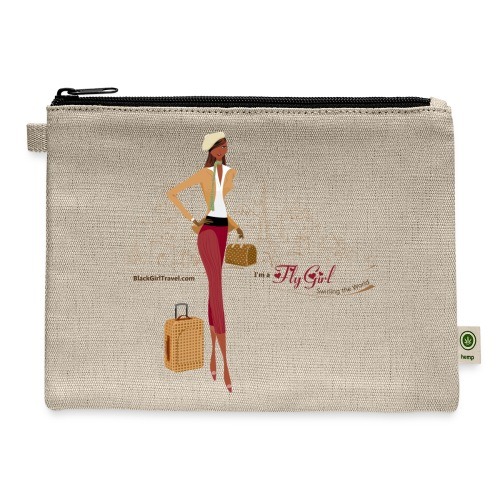 BrowOutfitPNG png - Carry All Pouch