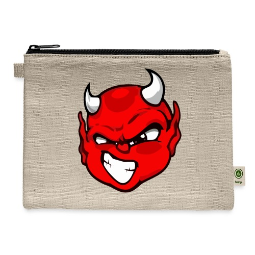 Rebelleart devil - Carry All Pouch