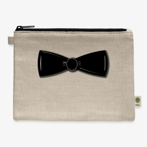 Tuxedo Bowtie - Carry All Pouch