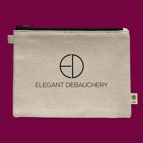 Elegant Debauchery - Carry All Pouch
