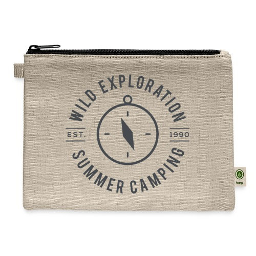 summer camping - Carry All Pouch