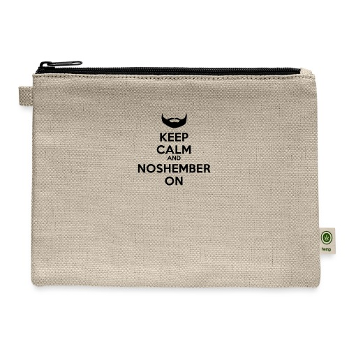 Noshember.com iPhone Case - Carry All Pouch