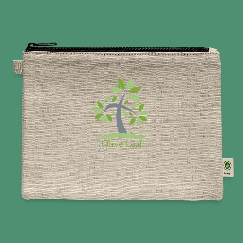 Olive Leaf - Carry All Pouch