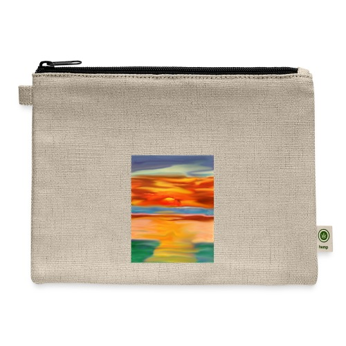 sketch 1527086621355 here comes the sun - Carry All Pouch