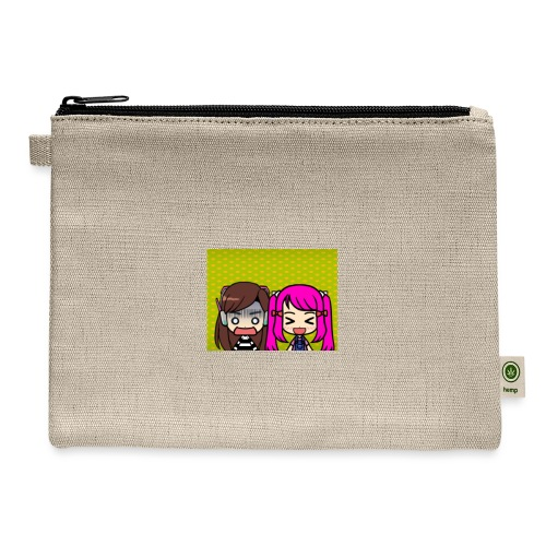 Phone case merch of jazzy and raven - Carry All Pouch