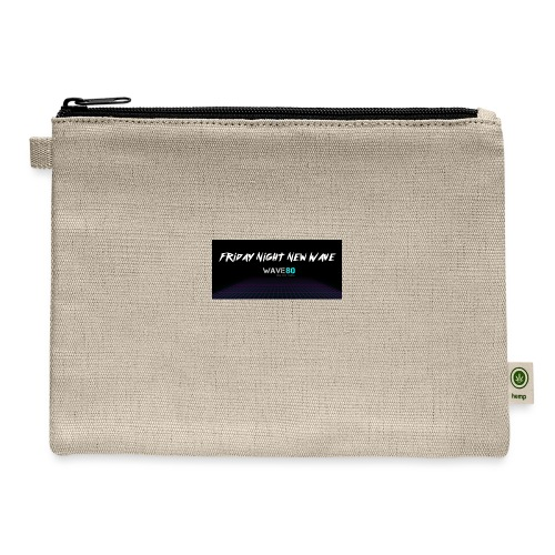 Friday Night New Wave - Carry All Pouch