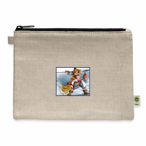 eserelda The Fox Girl - Carry All Pouch