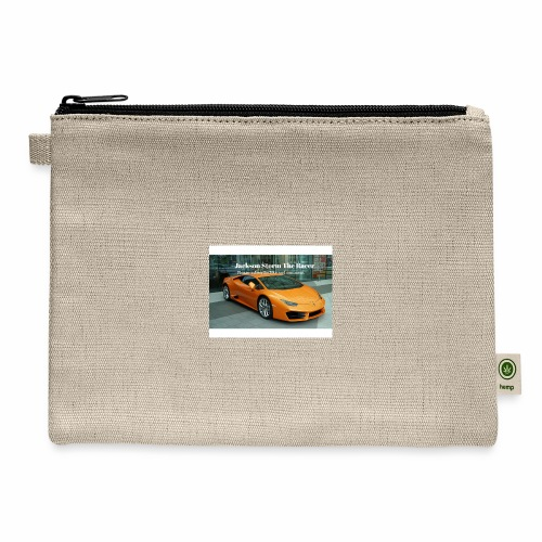 The jackson merch - Carry All Pouch