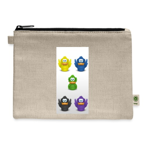 5 adiumys png - Carry All Pouch